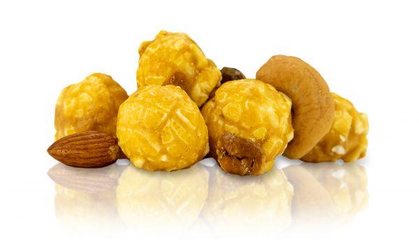 Cluster - 2560 x 1507 - Nutty Caramel