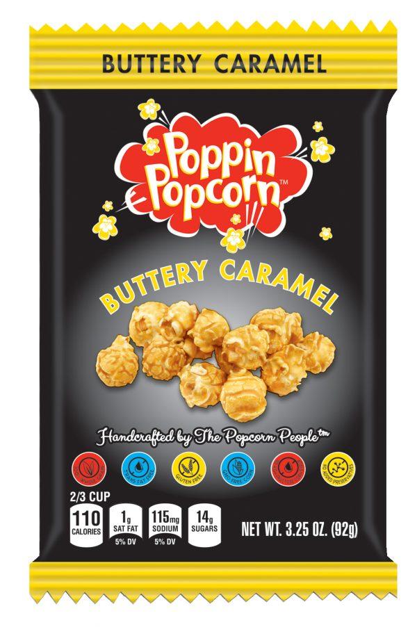 Buttery Caramel Snack Bag