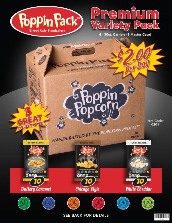 Flyer - Poppin Pack