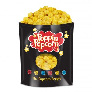 Movie Theater Butter Popcorn 1 Gallon Bag Poppin Popcorn